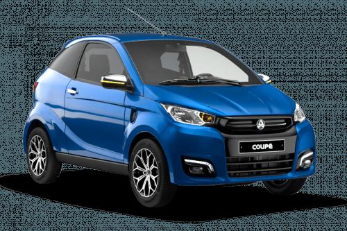 Aixam Coupe Premium Elektrisch
