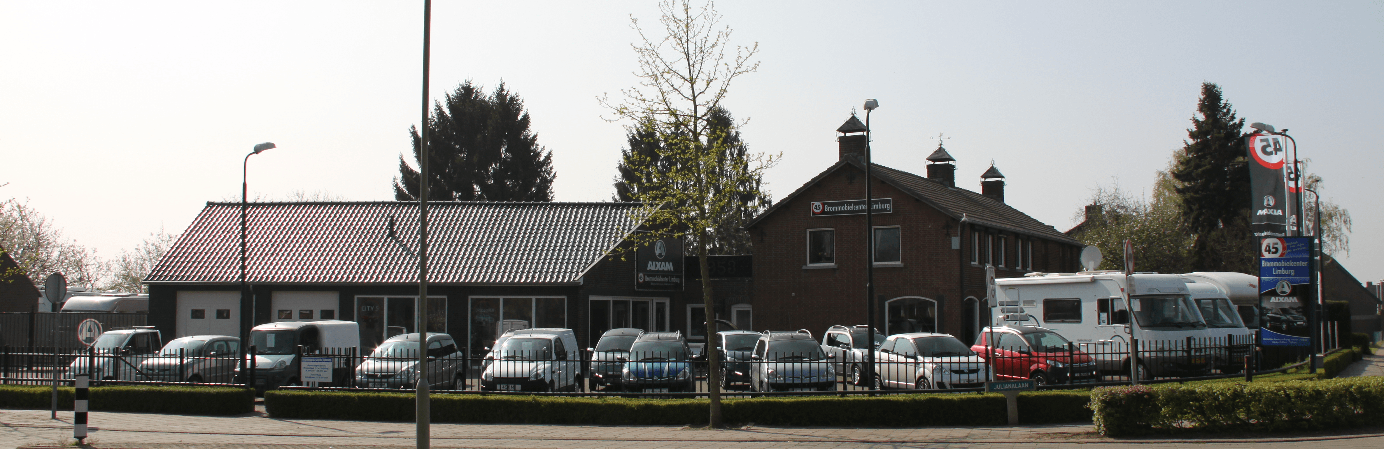 brommobiel center showroom Brabant en Limburg - Melick