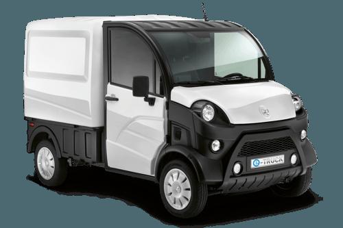 Aixam E-Truck Elektrische bedrijfswagen