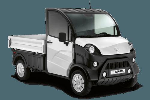 Aixam D-Truck Laadbak brommobiel