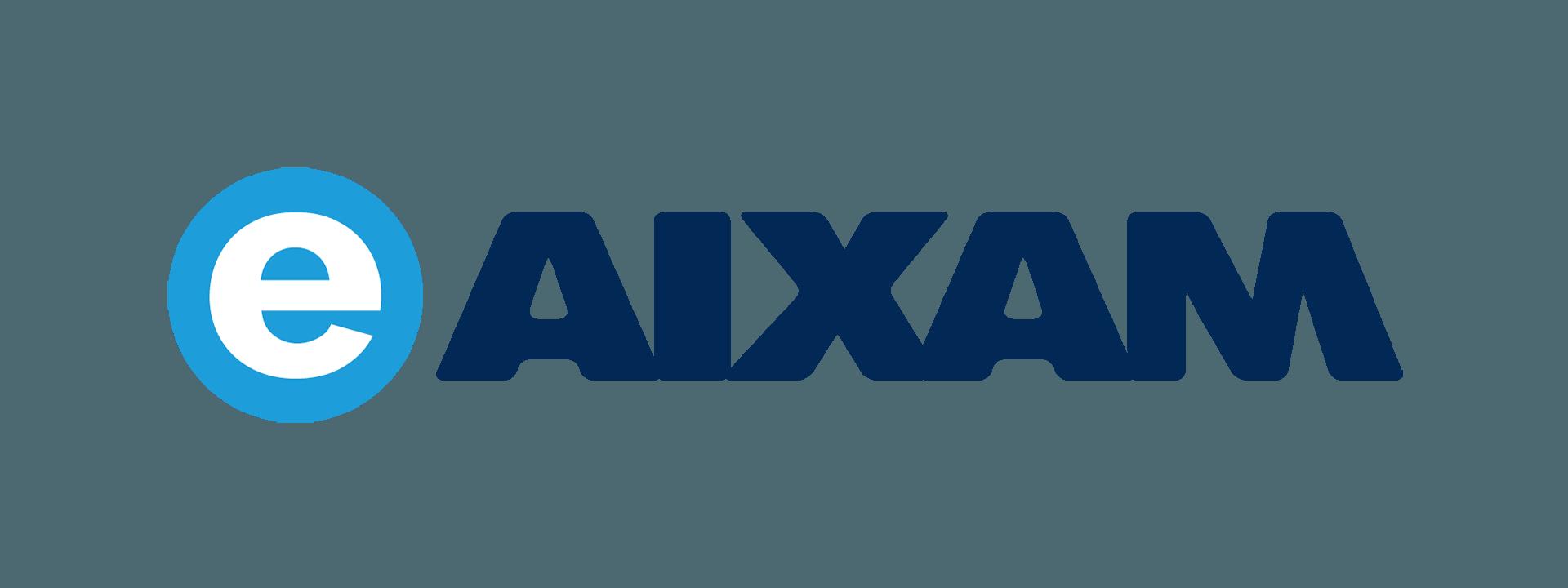 e-AIXAM logo elektrische brommobielen