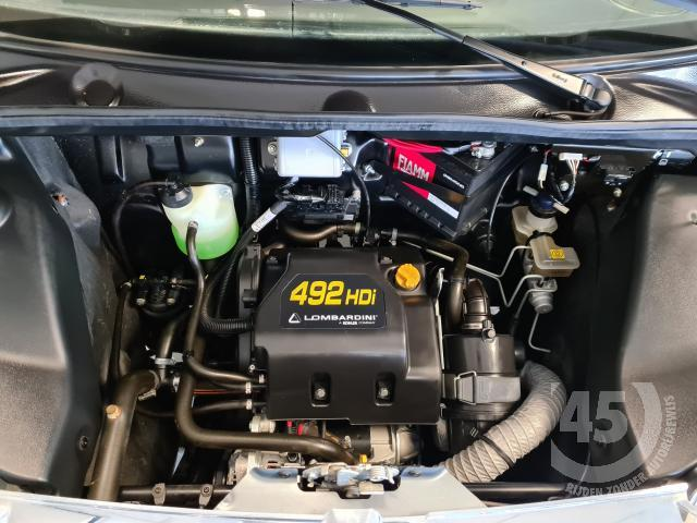 Coupé Premium 2016 DCI 818 km