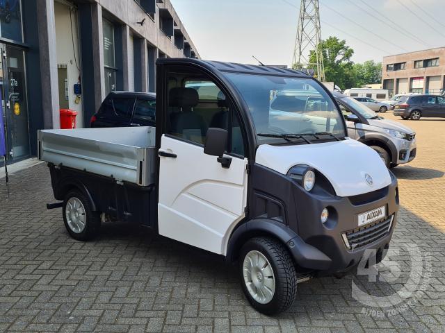 D-Truck Laadbak 2018