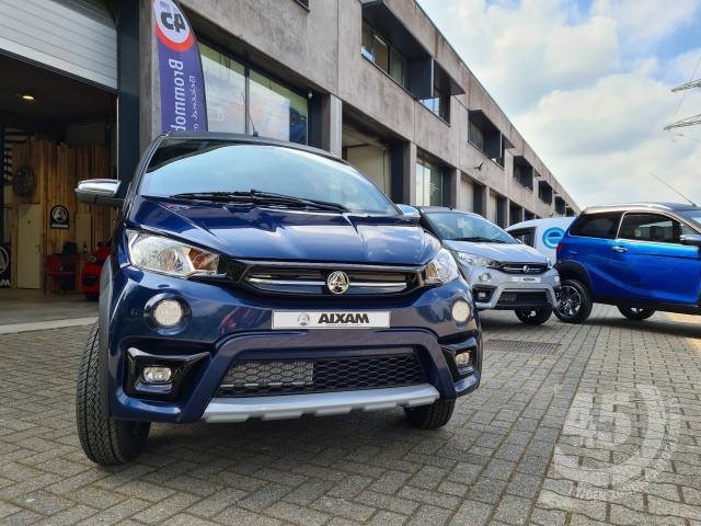 Crossover Premium Plus AIRCO