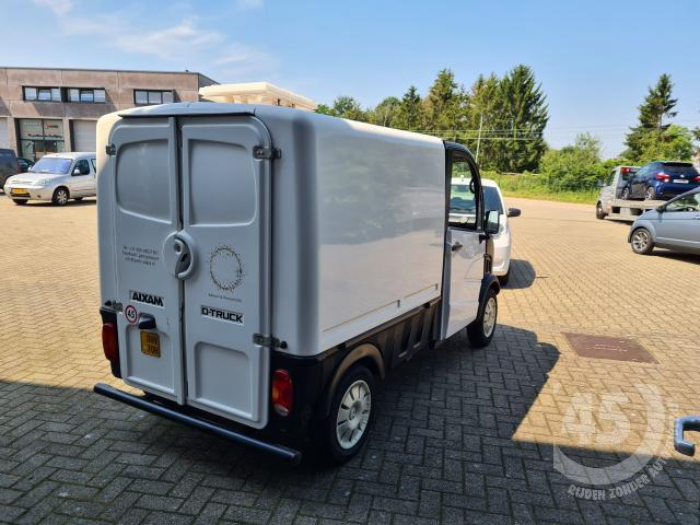 D-Truck Van 2016